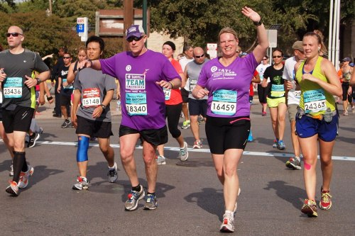 Rock 'n Roll San Antonio Half Marathon